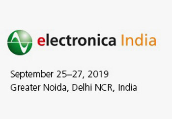 Electronica India and Productronica India 2019