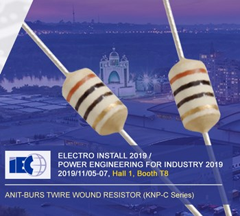 INTERNATIONAL TRADE FAIR POWER ENGINEERING FOR INDUSTRY 2019