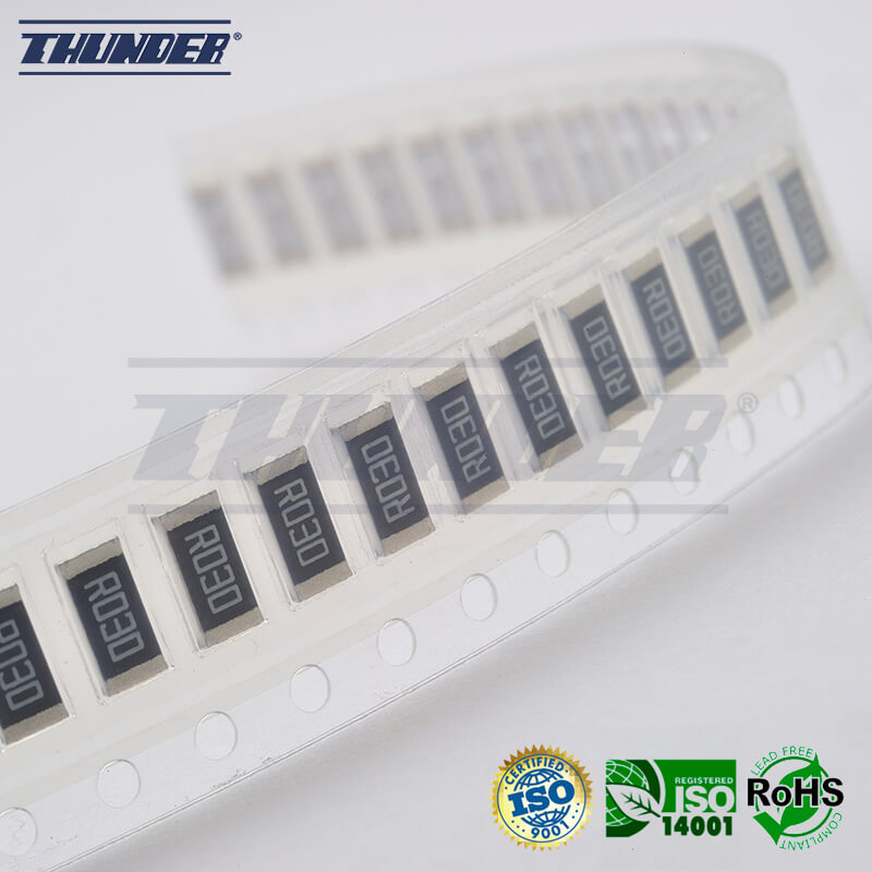 RC Series   Thick Film Chip Resistors