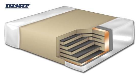 Multilayer Ceramic Capacitors Mlcc X5r 6 3v 100v